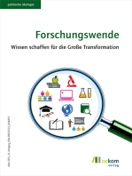 Forschungswende