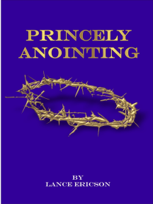 The Princely Anointing