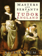Masters and Servants in Tudor England