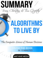 Brian Christian & Tom Griffiths' Algorithms to Live By