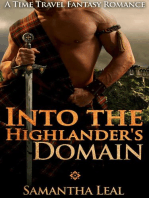 Into the Highlander's Domain