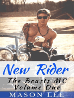 New Rider (The Beasts MC - Volume One)