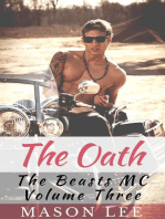 The Oath (The Beasts MC - Volume Three)