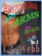 Brothers in Arms (The Broken Road Cafe #2)