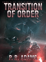 Transition of Order