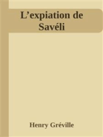 L'expiation de Savéli