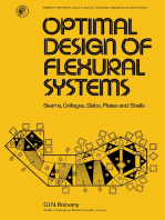 Optimal Design of Flexural Systems