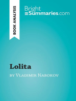 Lolita by Vladimir Nabokov (Book Analysis)