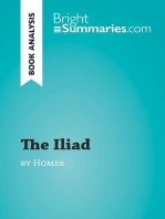 The Iliad by Homer (Book Analysis)