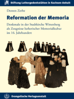 Reformation der Memoria