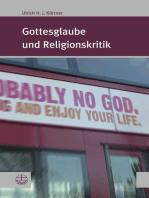 Gottesglaube und Religionskritik