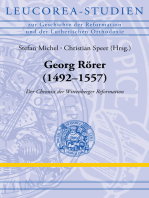Georg Rörer (1492–1557)