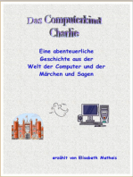 Das Computerkind Charlie Schreibschrift