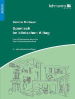 Spanisch im klinischen Alltag