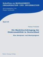 Die Marktdurchdringung der Elektromobilität in Deutschland