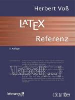 LaTeX-Referenz
