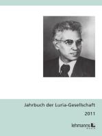 Jahrbuch der Luria-Gesellschaft 2011