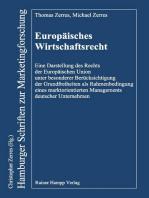 Europäisches Wirtschaftsrecht