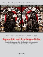 Regionalität und Transfergeschichte