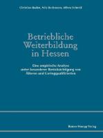 Betriebliche Weiterbildung in Hessen