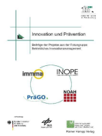 Innovation und Prävention