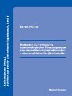 Methoden zur Erfassung epistemologischer Überzeugungen von Handelslehramtsstudierenden