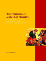 The Thousand and One Nights, Vol. I. / Commonly Called the Arabian Nights' Entertainments Anthology