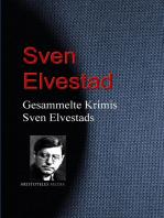 Gesammelte Krimis Sven Elvestads