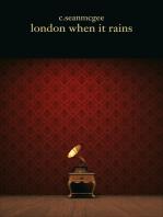 London When it Rains
