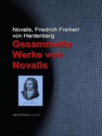 Gesammelte Werke von Novalis