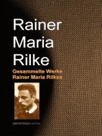 Gesammelte Werke Rainer Maria Rilkes