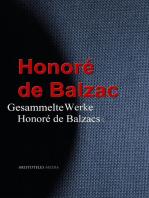 Honoré de Balzacs