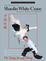The Essence of Shaolin White Crane