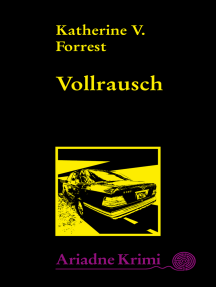 Vollrausch: Kate Delafields 8. Fall