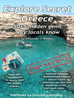 Explore Secret Greece: 50+1 Hidden Gems Only Locals Know