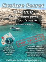 Explore Secret Greece