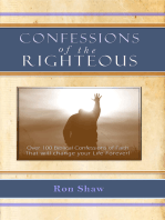 Confessions of the Righteous