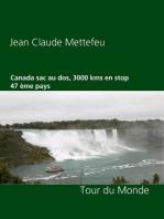 Canada sac au dos, 3000 kms en stop 47 ème pays
