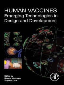 Human Vaccines: Emerging Technologies in Design and Development