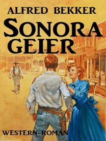 Sonora-Geier: Western Roman: Alfred Bekker, #4