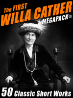 The First Willa Cather MEGAPACK®