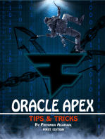 Oracle APEX Tips and Tricks