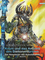 Knurr und das Amulett des Dämonenfürsten