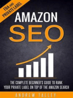 Amazon SEO - The Complete Beginner's Guide to Rank Your Private Label on Top of the Amazon Search