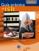 Guía práctica de ISR. Personas morales 2016