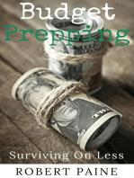 Budget Prepping