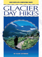 Glacier Day Hikes, Updated Edition