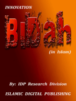 Bid'ah (Innovation in Islam)