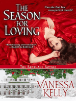 The Season for Loving