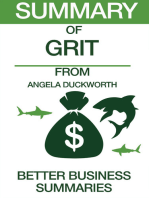 Grit | Summary